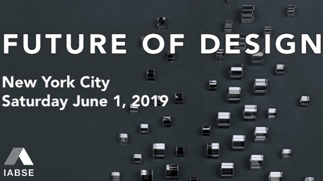 Interviewed for IABSE 'Future of Design' NYC